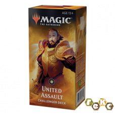 2019 Challenger Deck: United Assault