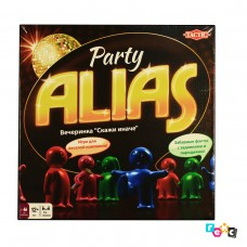 Alias Party (Алиас Пати) на украинском языке