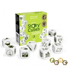Rory's Story Cubes: Voyages (Кубики истории: Путешествия)