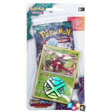 Pokemon TCG Sun & Moon Guardians Rising Tsareena promo блистер