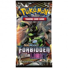 Pokémon TCG: Sun & Moon Forbidden Light Бустер