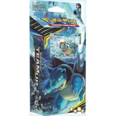 Pokémon TCG: Sun & Moon Team Up — Torrential Cannon Theme Deck