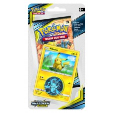 Pokemon TCG Sun & Moon Unbroken Bonds promo блистер