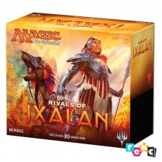 Bundle выпуска Борьба за Иксалан (Rivals of Ixalan) на английском языке